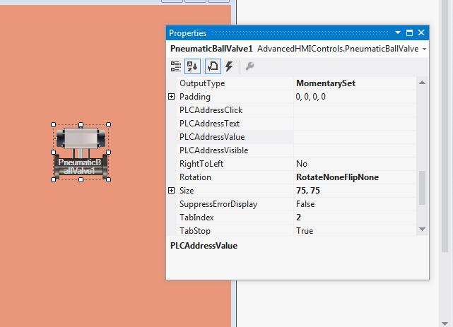 How interface visual studio with advancedHMI using