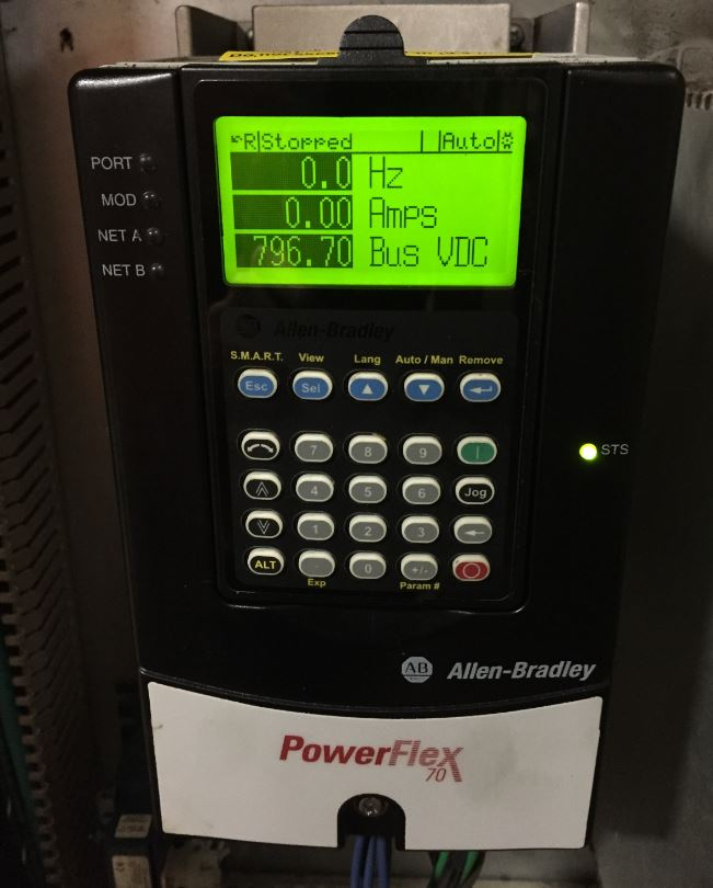 How to replace PowerFlex 70? - Allen Bradley - Forums MrPLC com