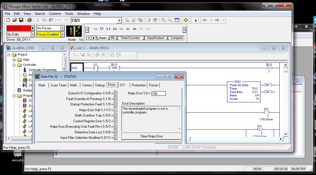 Micrologix 1000 - Allen Bradley - Forums.MrPLC.com