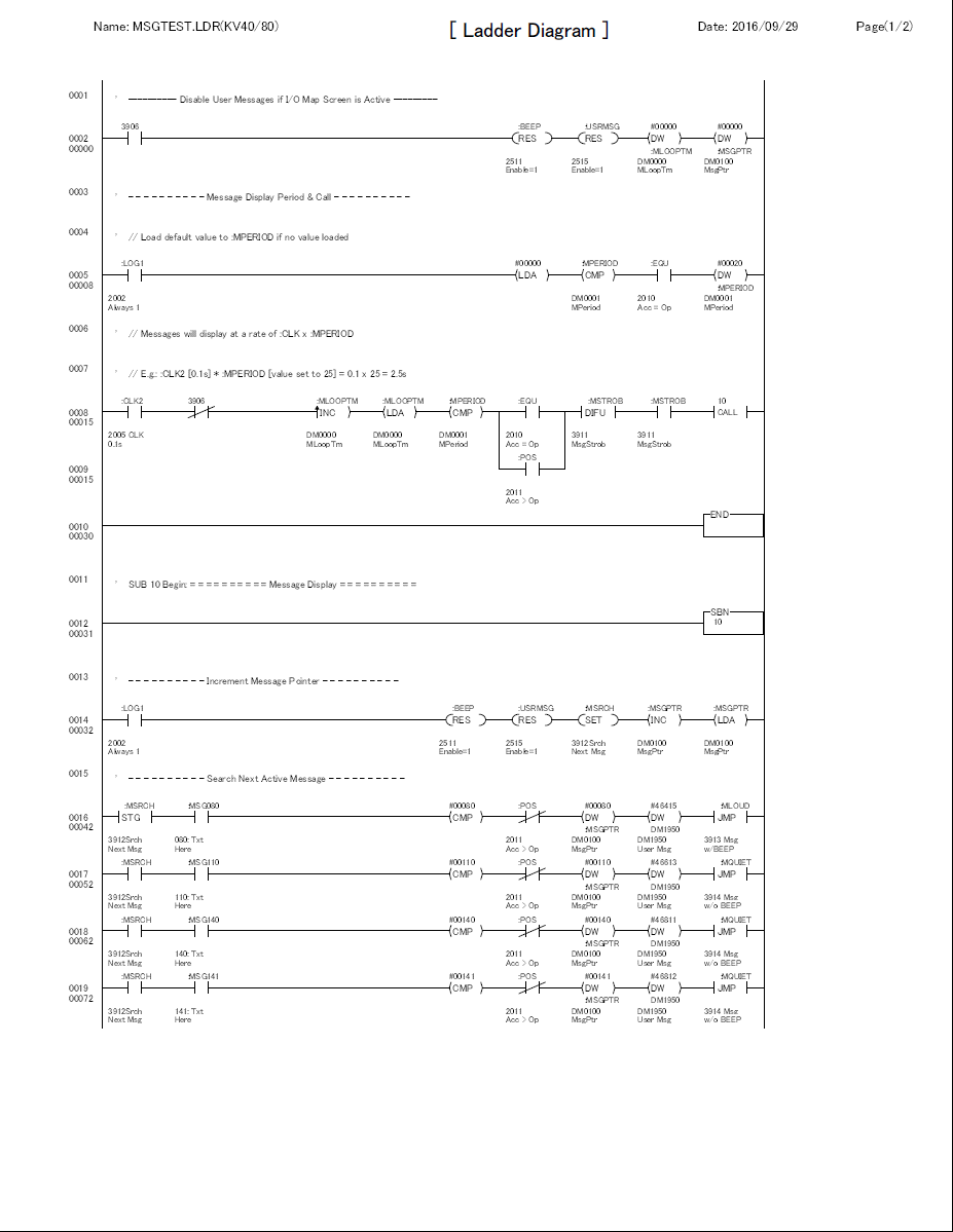 keyence kv series plc user manual