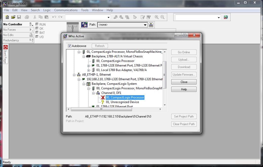compactlogix l32e firmware