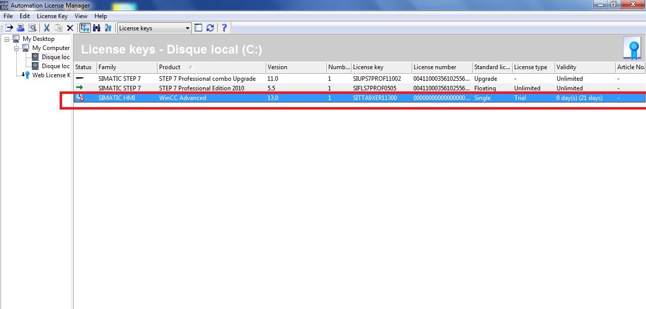 TIA Portal V13- Alarm for Bool Data type - Siemens - Forums MrPLC com