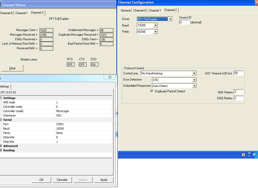 Micrologix 1400 - HMI connection - Allen Bradley - Forums.MrPLC.com