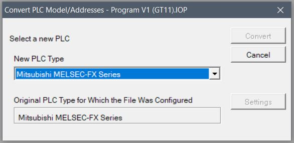 Need Some help with FX1N-232-BD connect HMI Panasonic GT