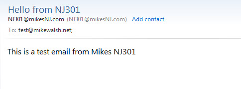 Sending alarms with NA panel - NJ Series / Sysmac Studio