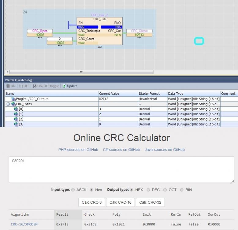 Crc8 Algorithm