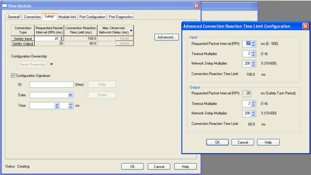 Problems Configuring Kuka KRC4 EDS File To Studio 5000
