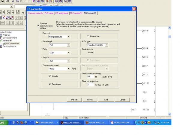 Fx1n 232 bd manual