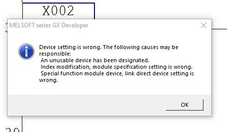 gx developer error device.JPG